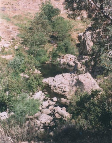 Deep Creek Hot Springs Freehike 1